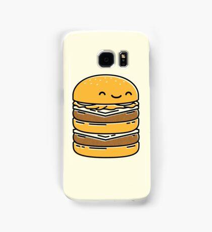 Happy Burger  Samsung Galaxy Case/Skin