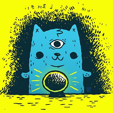 Psychic Kitty by Jetpack