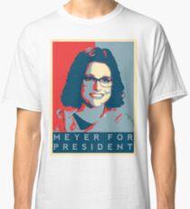 Veep's 'Meyer for President' T Shirt Classic T-Shirt