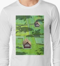 Rice paddy field T-Shirt