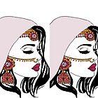 Pink Dulhan  by pakistanimartha