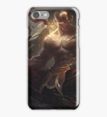 God Fist Lee Sin iPhone Case/Skin