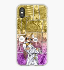 Jotaro Kujo Part 4 Manga Phone case iPhone Case
