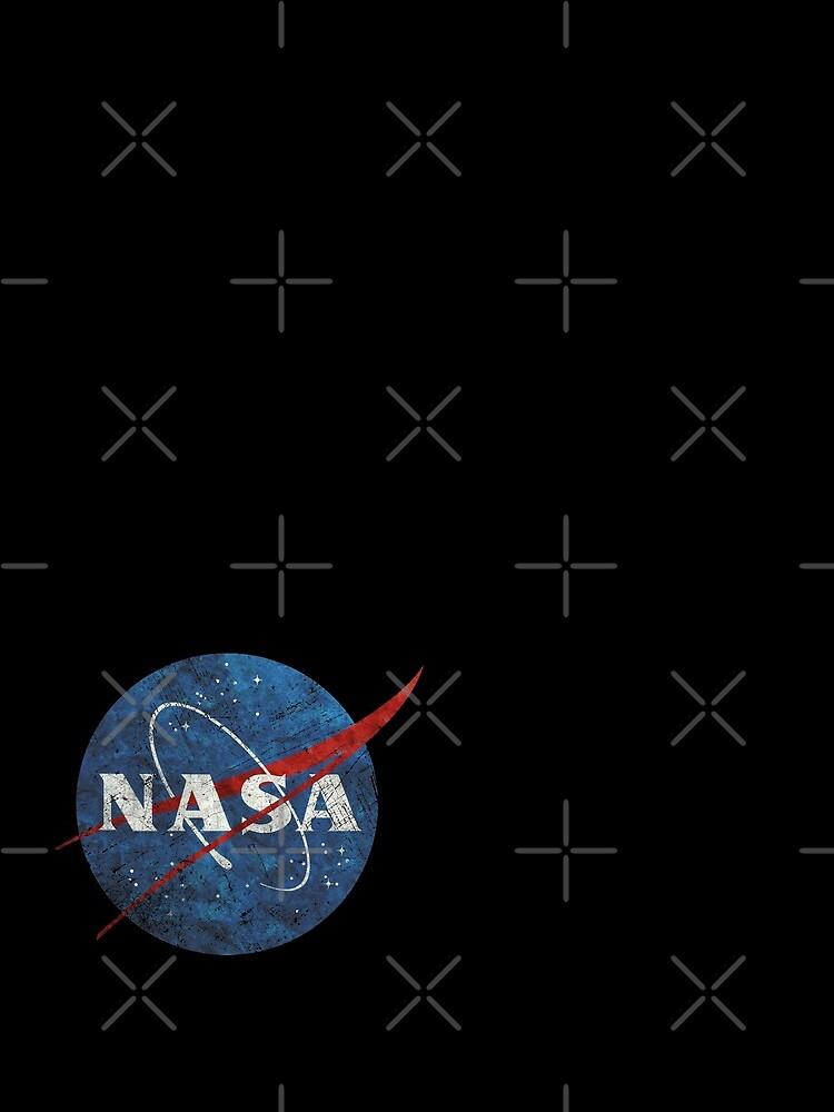 NASA Vintage Emblem von Lidra
