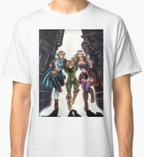 Cityscape Escape  Classic T-Shirt
