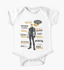 Shiro Quotes Kids Clothes