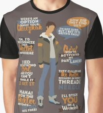 Lance Quotes Graphic T-Shirt