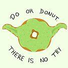 «Do o Donut, no hay intento!» de jennisney
