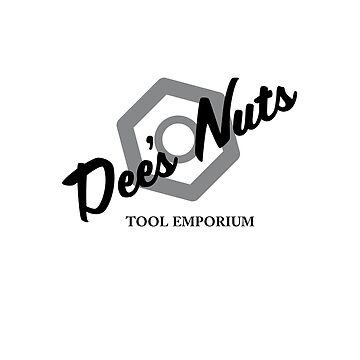 Deez Nuts Tool Emporium by Kitmagic