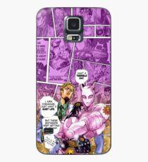 Yoshikage Kira Telefonkasten Hülle & Klebefolie für Samsung Galaxy