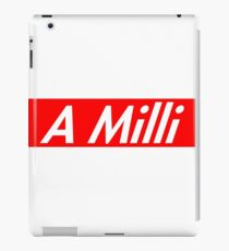 A Milli Supreme iPad Case/Skin