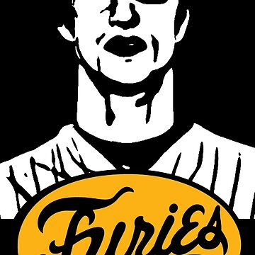 The Warriors Baseball Furies by themadhorse