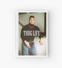 Throwback - Dwayne Johnson Hardcover Journal