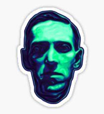Spooky Lovecraft Sticker