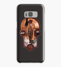 The Gunslinger's Creed. Samsung Galaxy Case/Skin
