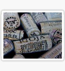 Rioja Corks Sticker