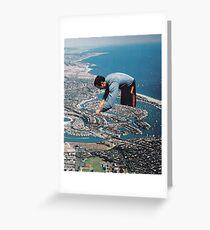 Urban Planning Greeting Card