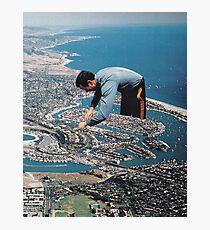 Urban Planning Photographic Print