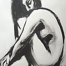 Posture 7 - Female Nude by CarmenT