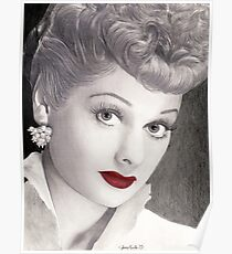 Lucille Ball Poster