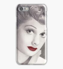 Lucille Ball iPhone Case/Skin