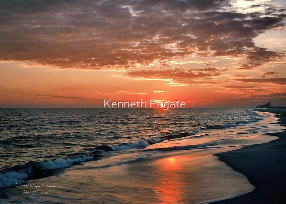 Beach by Kenneth Fugate