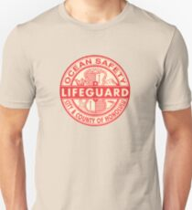 Hawaii Lifeguard Logo T-Shirt