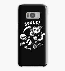 Death Cat Samsung Galaxy Case/Skin