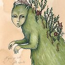 Into the Woods... (Card) by NadiaTurner