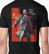 Lenin Poster T-Shirt
