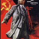 «Cartel de Lenin» de moviesncartoons