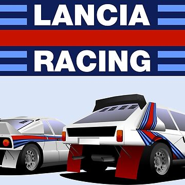 Lancia Rally - Group B by 2fedex2