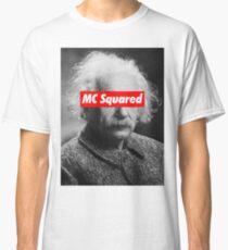 Albert Einstein MC Squared Supreme Classic T-Shirt