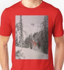 winter fun Unisex T-Shirt