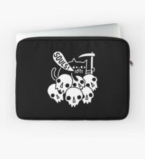 Cat Got Your Soul? Laptop Sleeve