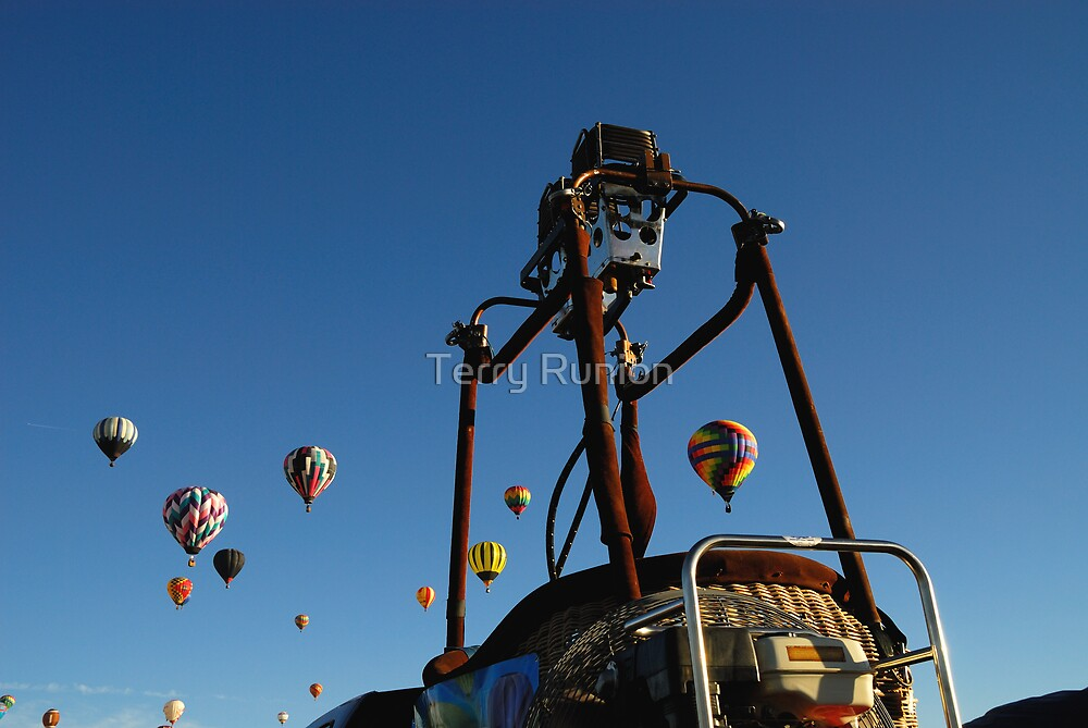 Balloons by Terry Runion