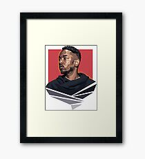 Kendrick City Framed Print