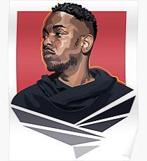 Kendrick City Poster