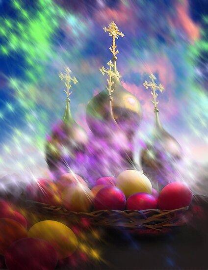 Easter Eggs by Igor Zenin