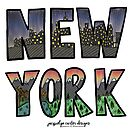 New York  by Jacquelyn  Carter