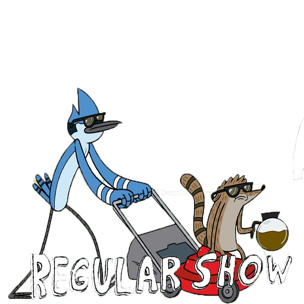 Regular Show by Kaspito