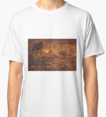 Henri Rousseau - Sunset Near Arbonne Classic T-Shirt