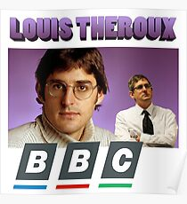 Louis Theroux 90s Best Poster