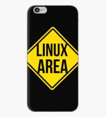 Linux area iPhone Case