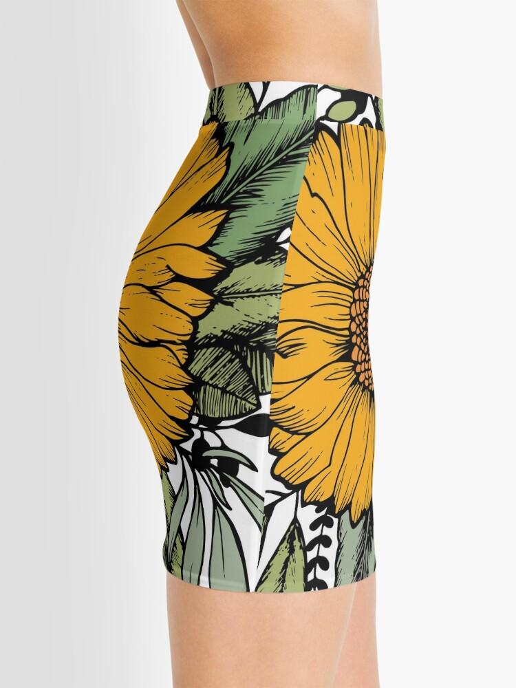 Alternate view of SUNFLOWER Mini Skirt