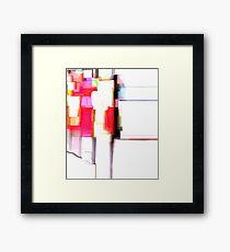 Blink Framed Print