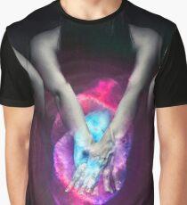 Pulsating Universe Graphic T-Shirt