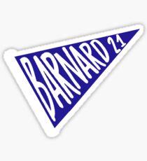 Barnard 2021 Sticker