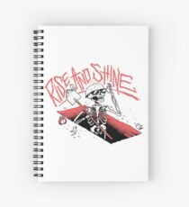 Good mourning Spiral Notebook