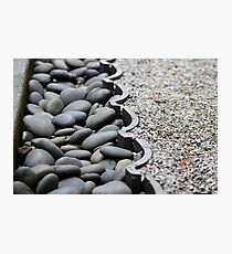 Tranquil Rocks Photographic Print